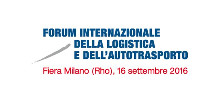 World capital al forum internazionale della logistica e for Rho fiera milano 2016