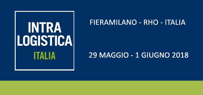 World Capital media partner di Intralogistica Italia 2018
