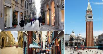 Retail: rendita media al 4,3% nelle Prime High Street Italiane