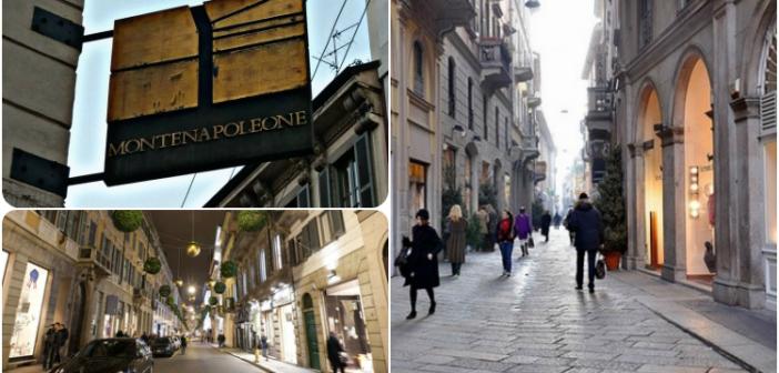 Via Monte Napoleone sorpassa i 10.000 €/mq/anno e si prepara ai saldi invernali