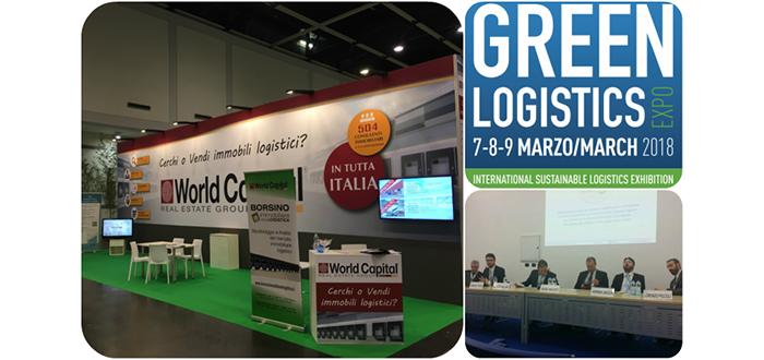 Green Logistics Expo 2018: è tempo di sostenibilità!