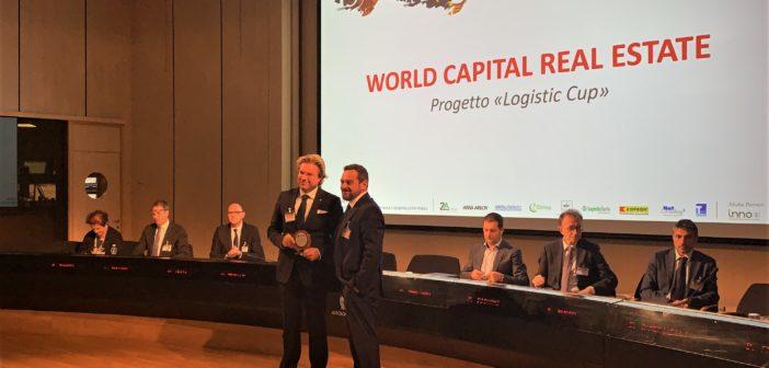 """World Capital premiata """"Logistico dell'Anno"""""""