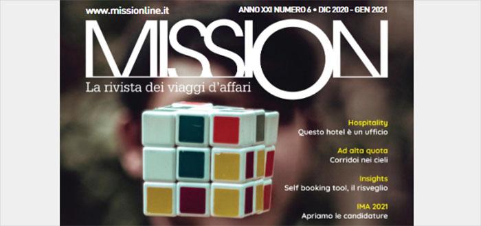 Questo hotel è un ufficio – Rassegna Mission